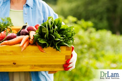 your local garden can help with clean eating basics