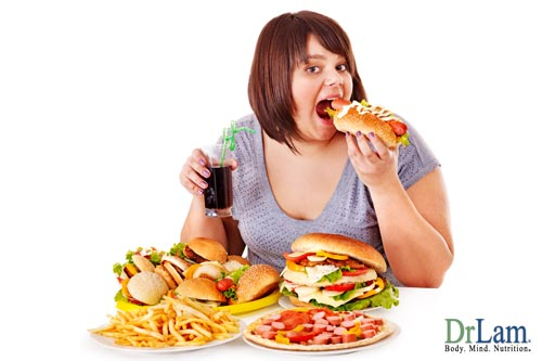 Stress can increase risk of an overeating disorder