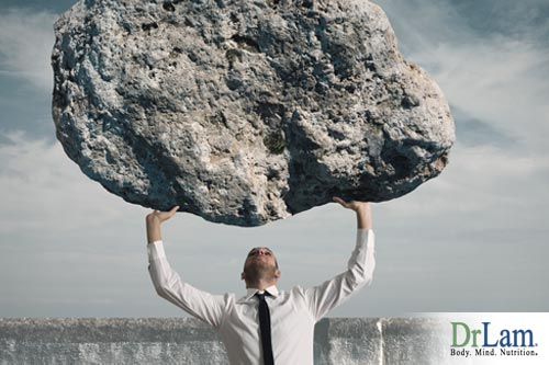 How the stress of your business can cause an adrenal fatigue crash. How heavy is your work load?