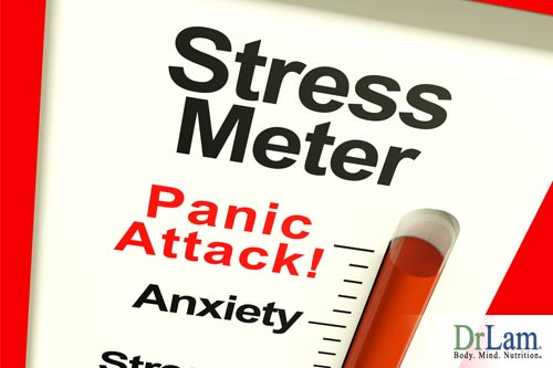 Panic attacks from trying to reverse the catabolic process