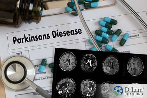 result of doctor from a person with Parkinson's disease