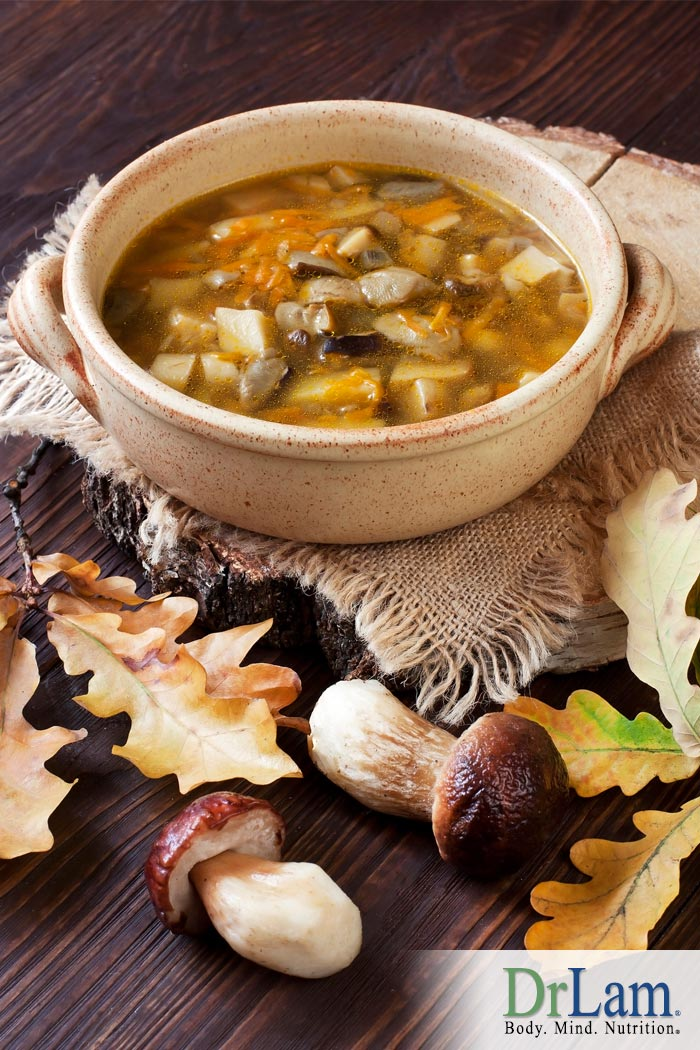 Enjoy the Benefits of Ginger in Immune Boosting Soup
