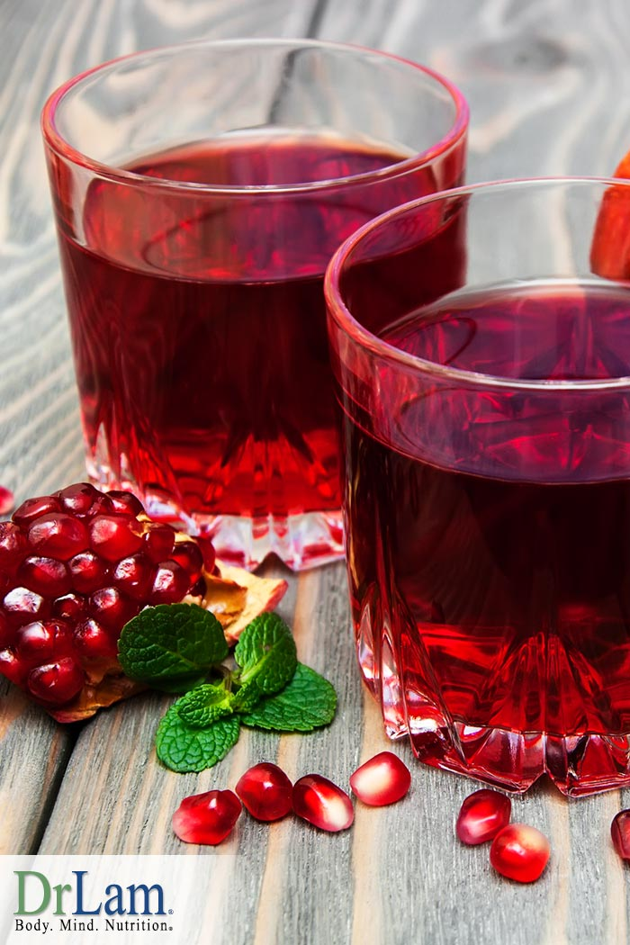Benefits of Pomegranate for Your Brain