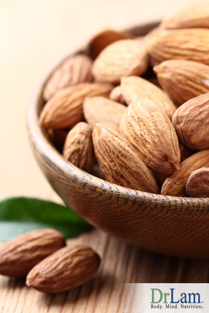 1.5 oz of Almonds Daily Is A Good Snack Food, Especially for Those Concerned About Their Weight