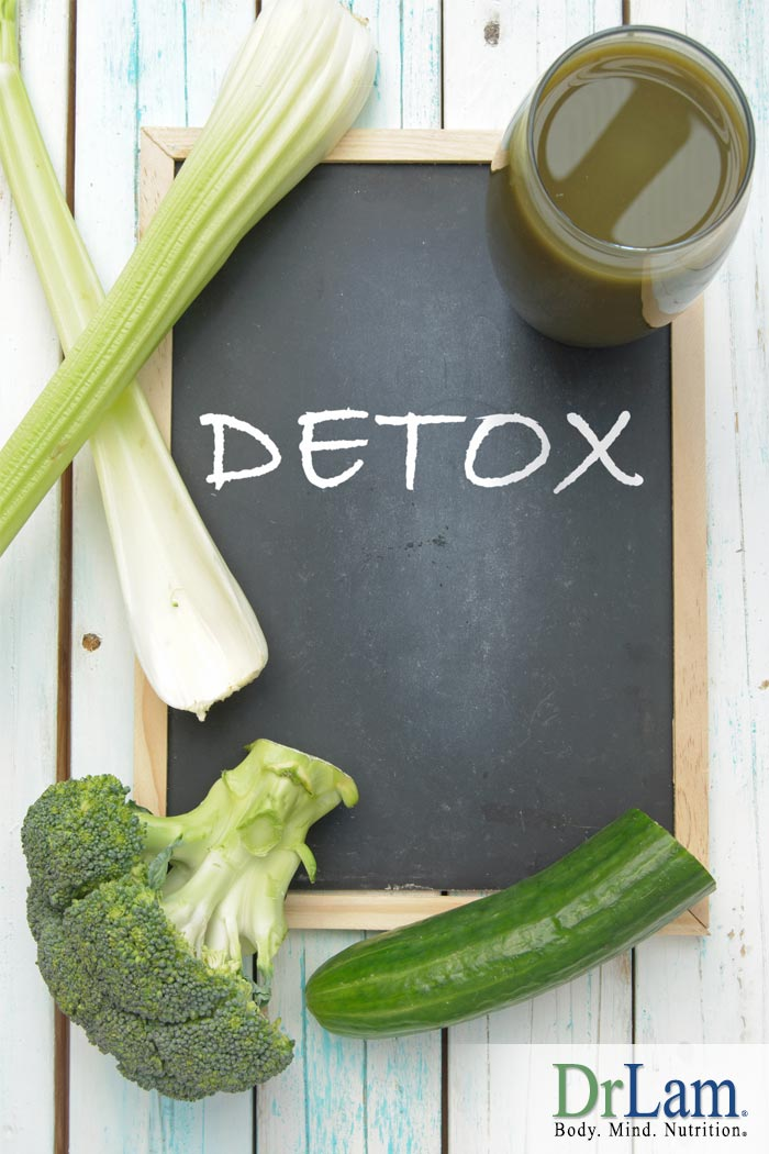 Liver Detox Symptoms Are Varied and Serious