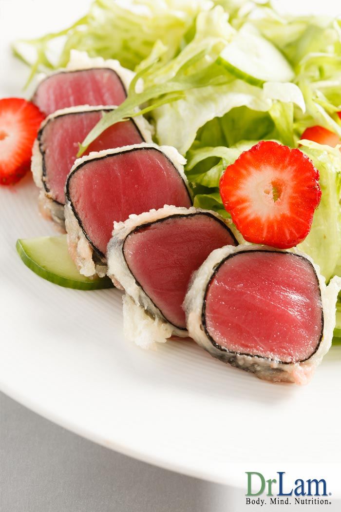 The Effects of Mercury in Tuna for Adrenal Fatigue