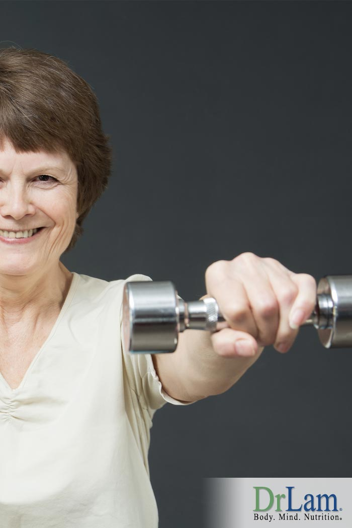 Improve Your Muscle Strength With Vitamin D