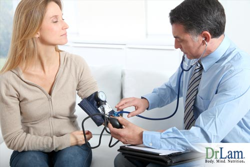 Blood pressure irregularities are part of postural tachycardia syndrome
