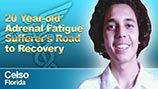 Watch the video of 20 year-old Celso as he shares his recovery journey with Dr. Lam's Nutritional Coaching Program.