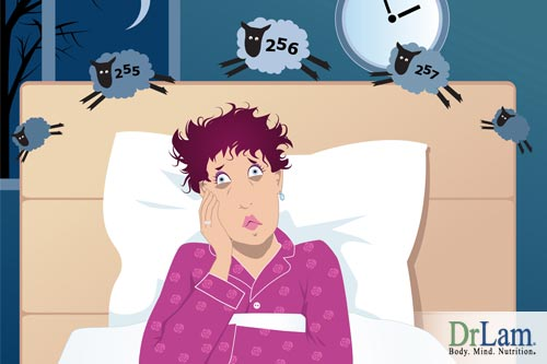 Sleep deprivation symptoms affect all aspects of life