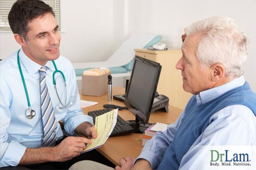 Prostate examinations and cancer screening may deliver false positives