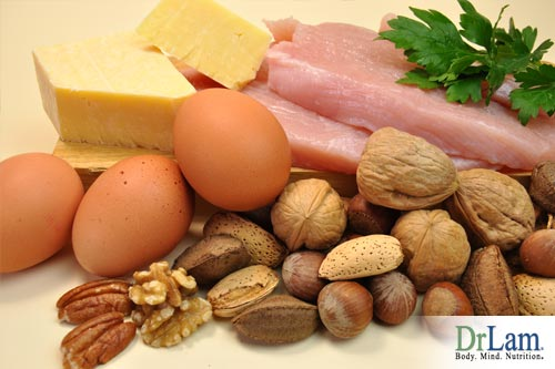 Foods that can cause progesterone deficiency