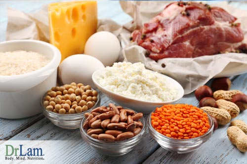 Reverse insulin resistance naturally and protein intake