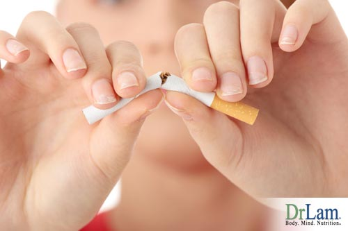 Can heart disease be reversed by quitting smoking?