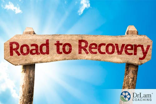 Recovery from liver fatigue involves sticking to a path