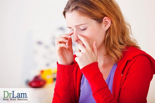 Recurrent sinusitis and Post Viral Fatigue