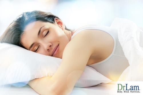 Sleep deficit can be controled.