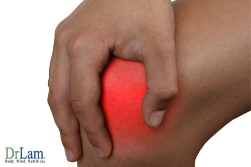 Retoxification can cause joint pain