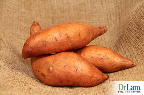Baked Sweet Potatoes are also rich in other nutrients, such as vitamin D
