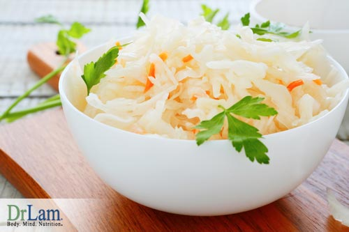 Sauerkraut and what is fermentation