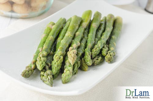 Sauteed Asparagus with Thyme