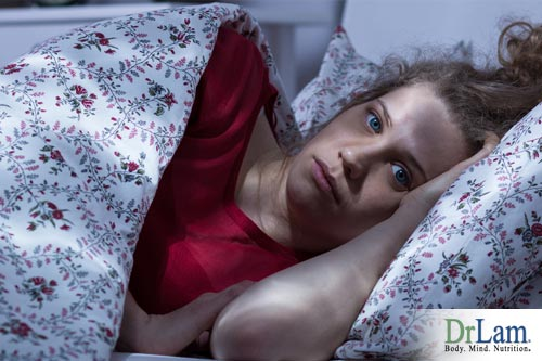 Symptoms of Stress and Severe Insomnia