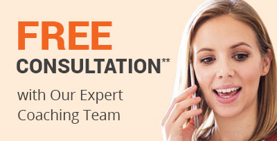 Free consultation with our expert coaching team