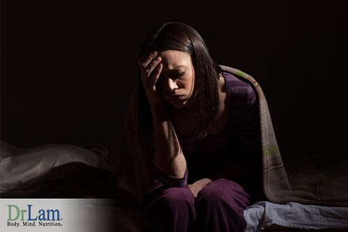 Insomnia and Adrenal Fatigue can cause you to stay up at night when it should be time to sleep.