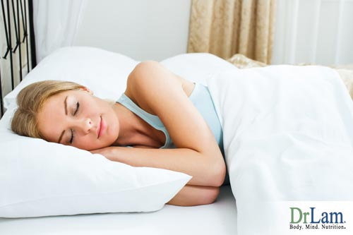 Learn how positive thoughts can help your sleep