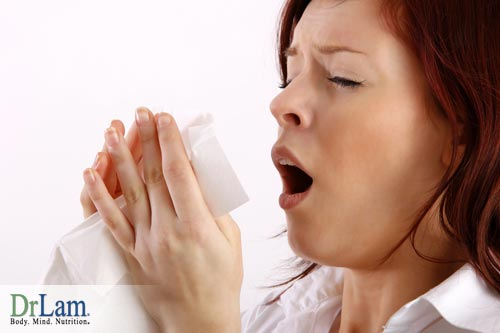 You can avoid bacteria multiplying by covering your mouth when you sneeze.