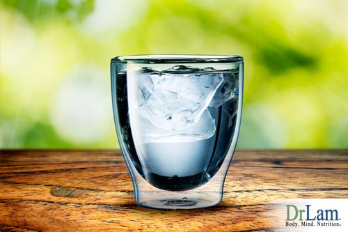 Hard drinking water can be found in nature but alkaline drinking water is better for you