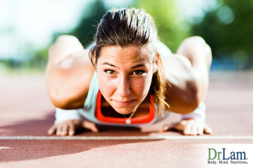 Anti-Aging Help: Strength training helps release growth hormone