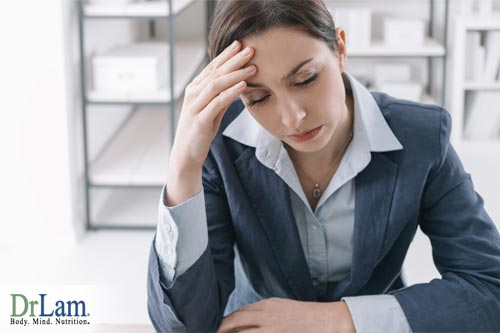 Stress triggers the catabolic process due to cortisol