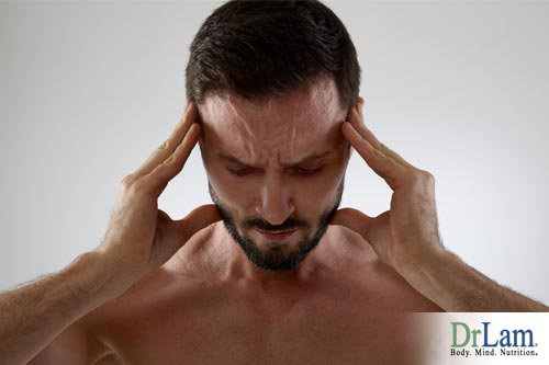 Being stressed causes the fight or flight response to kick in, putting the immune system on overdrive, causing chronic inflammation.