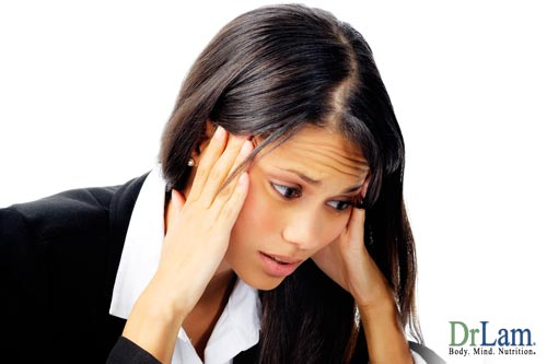 Stress and the body are often responsible for Adrenal Fatigue symptoms