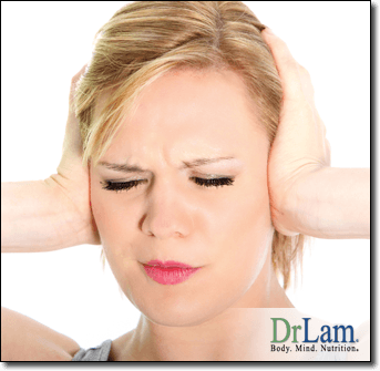 a girl who is stressed and may be suffering Adrenal fatigue/