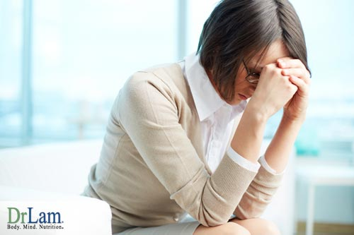 Adrenal tumor symptoms can be reduced by using techniques to relieve stress