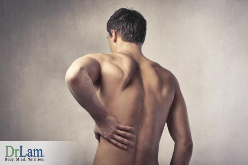 Sudden lower back pain can ruin your day