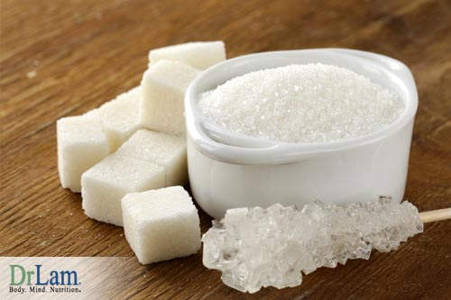 Cancer fighting supplements and reducing sugar intake