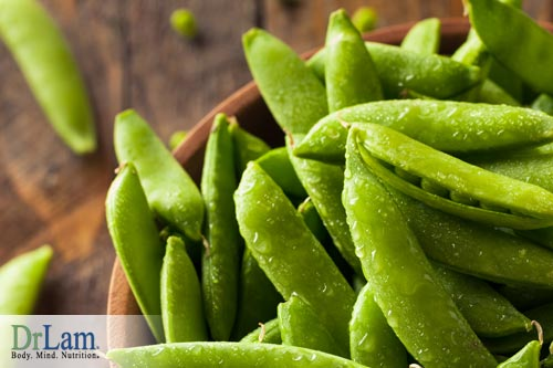 Learn how to use sugar snap peas in this delicious and easy to prepare recipe for adrenal fatigue diet