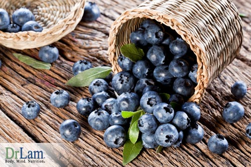 What are the blueberry benefits?