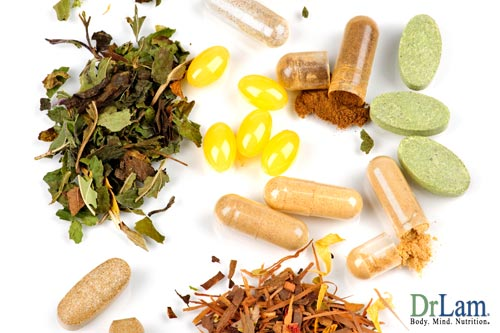 Choosing the right supplement is important for an anti aging program