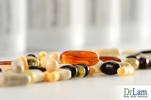 Supplements can provide many antioxidants benefits