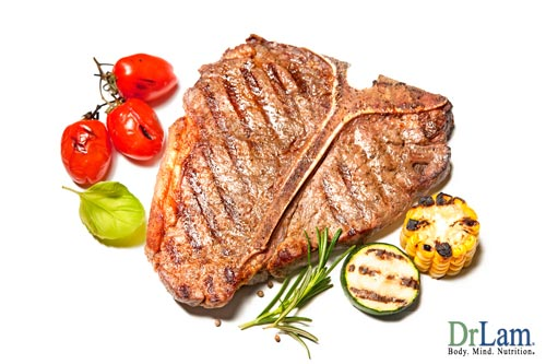 To ensure that you are consuming the healthiest meats, you should ask your butcher if your steak is naturally raised.