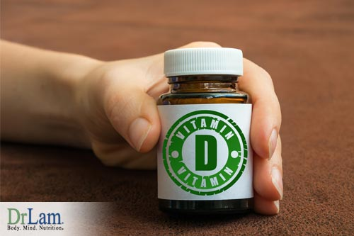 Avoid losing muscle by supplementing with Vitamin D