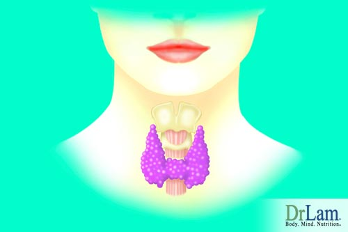 Thyroid dysfunction symptoms can disrupt the body