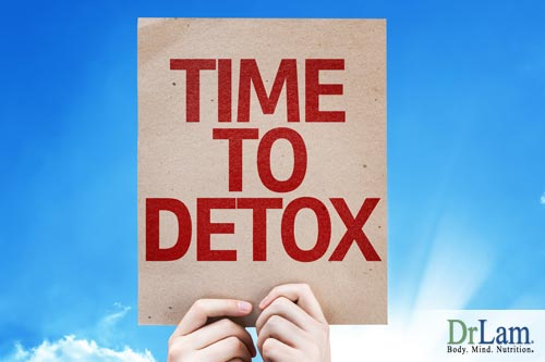 Detoxing the Body for a Healthy Liver and Weight Loss Assistance