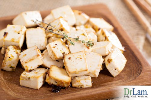 Isoflavones in tofu make it one of top antioxidant foods