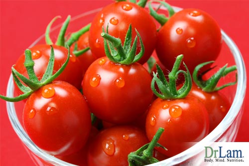 About lycopene and tomatoes