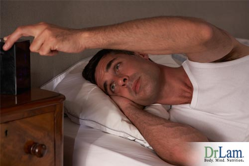 Sleep deprived individuals risk developing aging disorders
